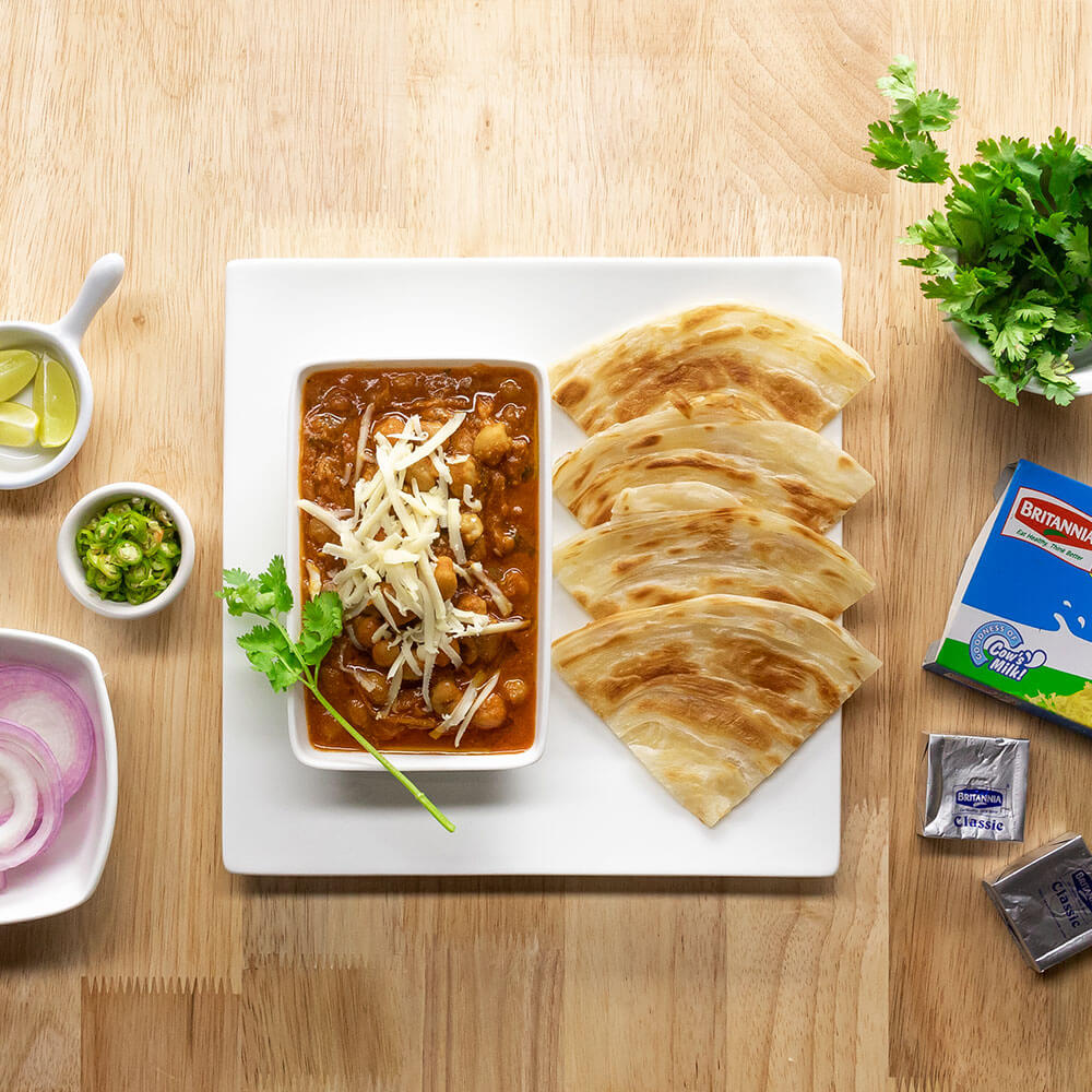Cheese Channa Masala by Britannia AcchiCheese