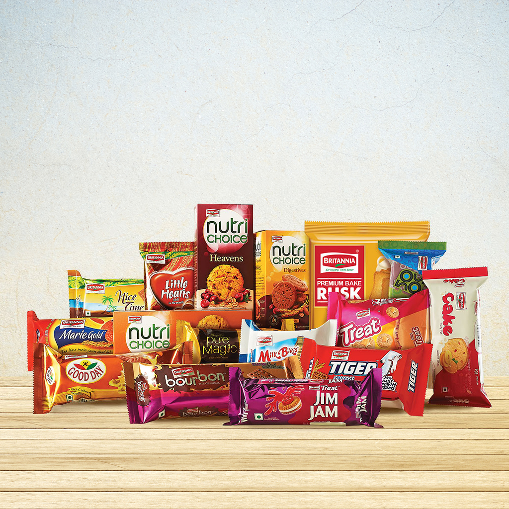 Britannia Industries Limited - Official Website