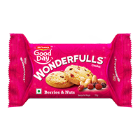 Britannia Good Day Berries and Nuts Cookies product