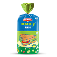 Britannia healthy slice bread product