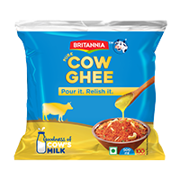 Britannia cow ghee product