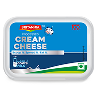 Britannia cream cheese