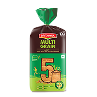 Britannia multi grain bread product