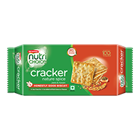 Britannia cracker nature spice product