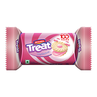 Britannia treat strawberry