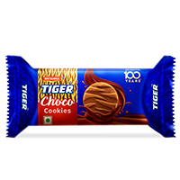 Britannia Tiger Kruch Choco chip Biscuit