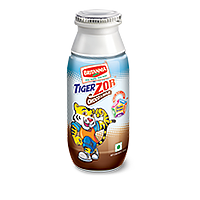Britannia tigerzor choco milk product