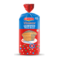 Britannia vitamin enriched bread