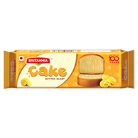 Britannia butter bar cake product