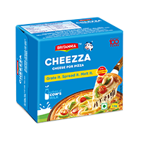 Britannia cheezza product