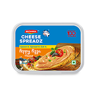 Britannia peppy pizza cheese