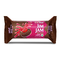 Britannia jim jam chocolate