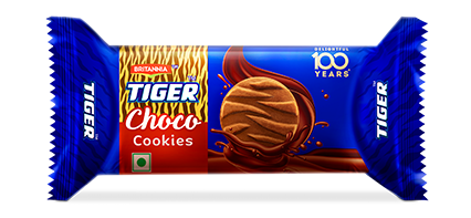 Britannia tiger chocolate