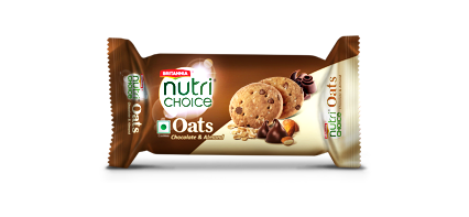 Nutrichoice Oats Chocolate and Almond