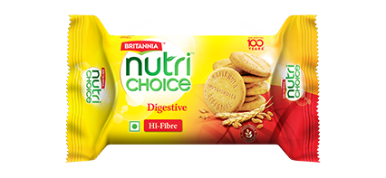 Britannia Digestiv Wholesome Whear Biscuit
