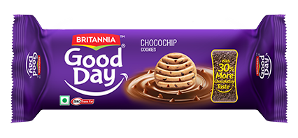 Britannia New Good Day Choco chip Biscuit