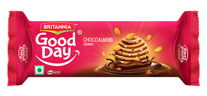 Britannia New Good Day Choco Nut Biscuit