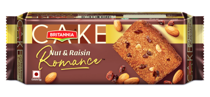 Britannia nut and raisin romance