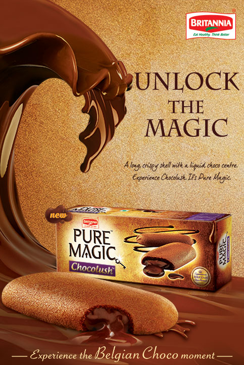 Britannia Pure Magic Biscuit