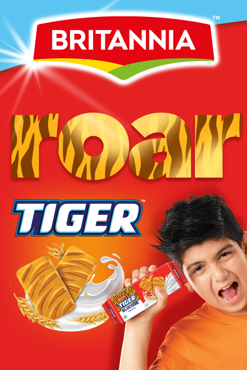 Britannia Tiger Biscuits